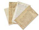 - Preuß. und brandenburgische Regenten, 4 Urkunden auf Papier