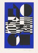 Victor Vasarely - Hahn, Donner à voir