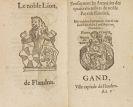 Jean Lautte - Le jardin d'armoiries