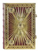 Johann von Troppau - Johann von Troppau Evangeliar (im Plexiglas-Schuber), Faksimile-Ausgabe
