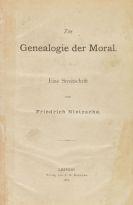 Nietzsche, Friedrich - Zur Genealogie der Moral