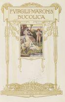 Publius Vergilius Maro - Les eglogues. 1906.