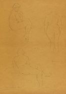 Emil Preetorius - Zehn Blatt. Lithographische Original-Zeichnungen. 1911