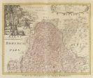Johann Baptist Homann - 14 Karten Böhmen und Mähren