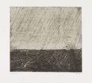 Horst Janssen - Landschaften - 18 Radierungen - Auflage 20