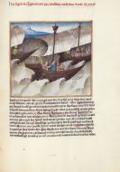 Guido de Columnis - Der trojanische Krieg. Faksimile-Ausgabe