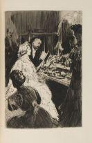 Flament, Albert - Fauteuils et couloirs.