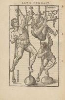 Giralomo Mercurialis - De Arte Gymnastica.