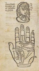 Höping, Johann Abraham Jacob - Institiutiones Chiromanticae - Angeb.: Praetorius, J., Collegium curiosum