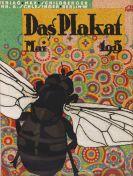 Plakat, Das - Das Plakat, Jgg. I-XII in 16 Bänden