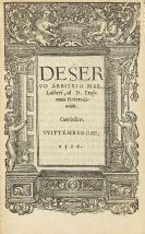 Melanchthon, Philipp - Sammelband mit sieben Reformationsschriften
