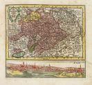 Adam Friedrich Zürner - Atlas von ganz Deutschland