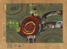 Friedensreich Hundertwasser - Kreisverkehr der Straßengekreuzigten