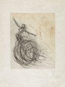 Salvador Dalí - Hippies. 11 Bll. Radierungen