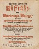 Hamburger Aufruhr - Hamburger Aufruhr: Sammelband mit 29 Schriften zu Jastgram-Snitgerschen Wirren