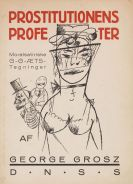 George Grosz - Prostitutionens Profeter