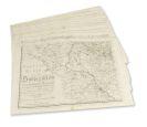 David Gilly - 13 Bll. Special-Karte von Südpreussen