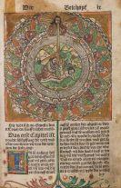 Biblia germanica - 12. deutsche Bibel. Schönsperger Bibel.