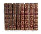 Engramelle, Jacques Louis Florentin - Papillons d'Europe. 8 Bände