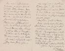 Brahms, Johannes - Eigenhändiger Brief