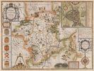 John Speed - 5 Bll. County maps von England (1 von Norden/Kip)