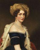 Stieler, Joseph Karl - Auguste Amalie Prinzessin von Bayern, Herzogin von Leuchtenberg (1788-1851)