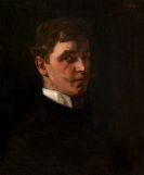 Wilhelm Trübner - Selbstbildnis