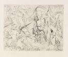Ernst Ludwig Kirchner - Tannen und Hütten
