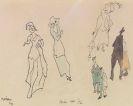 Lyonel Feininger - Moden anno 1910