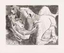 Pablo Picasso - L´Entreinte