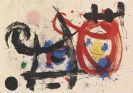 Joan Miró - Le cheval ivre