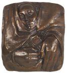 Käthe Kollwitz - Grabrelief (Ruht im Frieden seiner Hände)