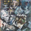 Werner Scholz - Antigone und Ödipus
