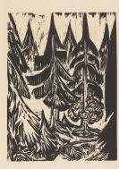 Ernst Ludwig Kirchner - Taunustannen