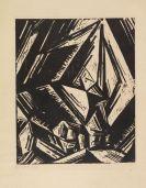 Lyonel Feininger - Gelmeroda VII