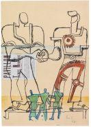 Le Corbusier - Ohne Titel