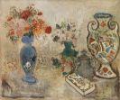 Peiffer Watenphul, Max - Stillleben mit Blumenvasen und Pralinenschachtel