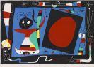Joan Miró - La Femme au Miroir