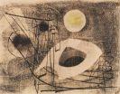 Fritz Winter - Helle vor dem Dunkel
