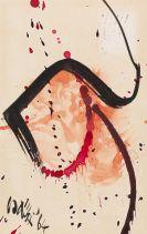 Kazuo Shiraga - Ohne Titel