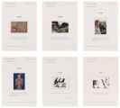 Broodthaers, Marcel - Six Letteres ouvertes Avis