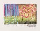 Friedensreich Hundertwasser - Die Bäume sind die Blumen des Guten