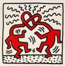 Haring, Keith - Untitled (Love)