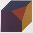 LeWitt, Sol - Portfolio: Forms derived from a Cube (Colors Superimposed)