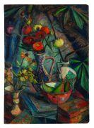 Maetzel-Johannsen, Dorothea - Stilleben mit Blumen