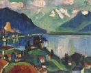 Hermann Max Pechstein - Am Genfer See