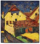 Alexej von Jawlensky - Gelbe Häuser