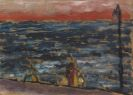 Jawlensky, Alexej von - Meereslandschaft Borkum
