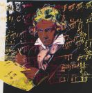 Andy Warhol - Beethoven