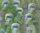 Horst Antes - 12 Figuren